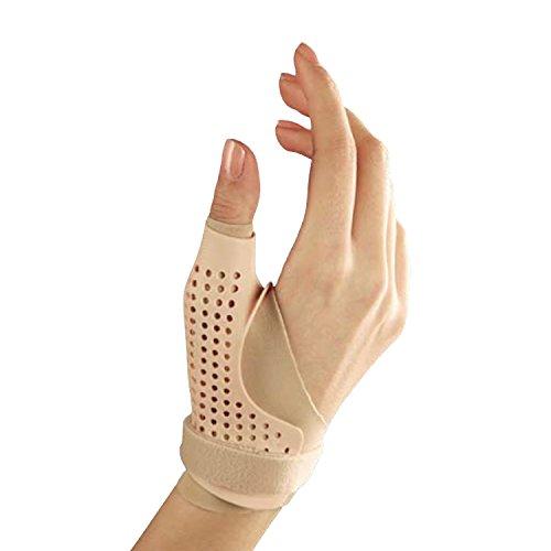 Inmovilizador de pulgar. Diseño rígido y transpirable de carcasa rígida para una máxima protección y apoyo.