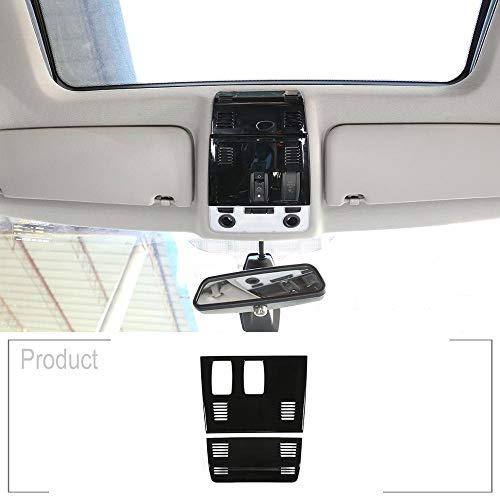 Voor BMW X1 E84 2011-2015, 2 stuks ABS Stijl Auto-interieur Leeslamp Cover Trim Interieurlijsten