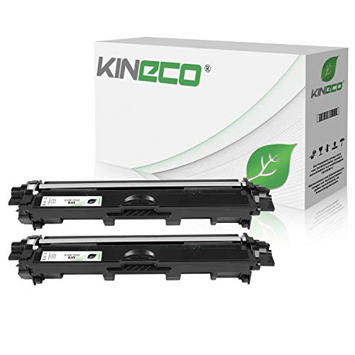 Kineco 2 Toner kompatibel für Brother TN-242 TN-246 für Brother MFC-9142CDN, HL3142CW,...