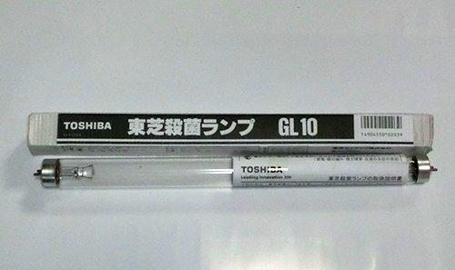 東芝殺菌灯交換球 10w (GL−10) 5本