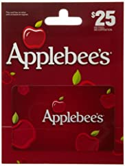 With Applebee's Gift Cards, it's the taste that counts! Good for any occasion. Redeemable at Applebee's in the U.S. and Canada. No returns and no refunds on gift cards.