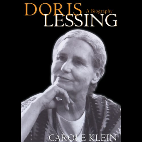 Doris Lessing audiobook cover art