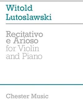 Recitativo & Arioso