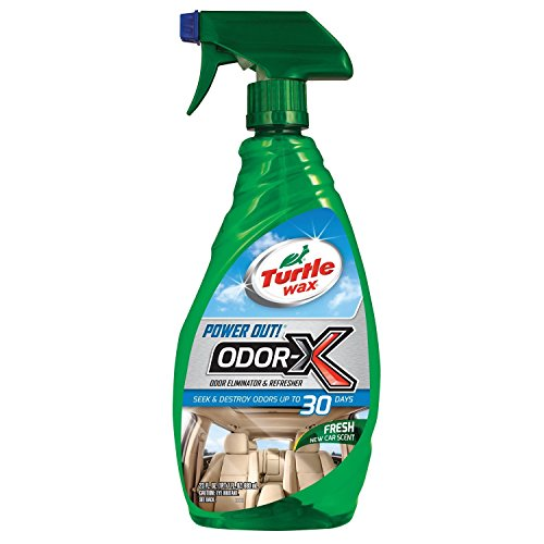 Turtle Wax 50654-6PK Power Out Odor-X Spray, 23 oz, Pack of 6