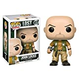 Funko Pop Television : The Lost - John Locke 3.75inch Vinyl Gift for TV Fans SuperCollection