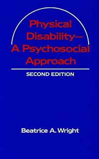 Physical Disability: A Psychological Approach