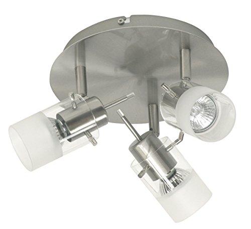 Ranex Pianta 2603.018 wandlamp, 3 spots, 14 x 14 x 30 cm