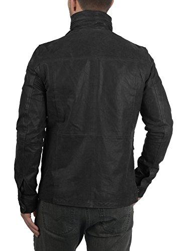 SOLID Lash Lederjacke, Größe:XL;Farbe:Black (9000) - 7