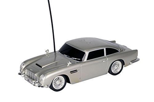 Nikko - 1962051 - Voiture Radiocommandé Aston Martin DB5 - James Bond 007