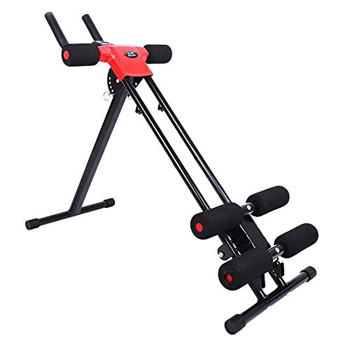 Find Bargain Multifunctional Bold Single Pole Support Lazy Person Abdomen Muscle Training Machine Ho...