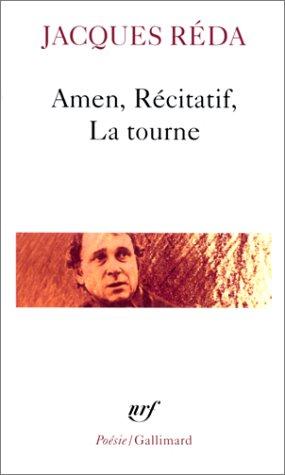 Amen - Récitatif - La tourne