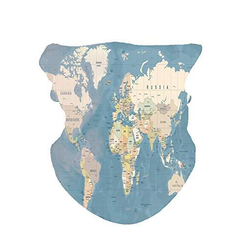 mapa tierra plana fabricante Huayuanhurug