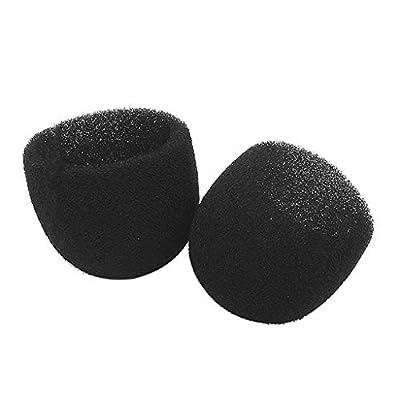Xuniu Microphone Cap Windscreen Grill Inner Sponge for SM58 SLX24 PGX24 PG58 BETA58A Mic Cover