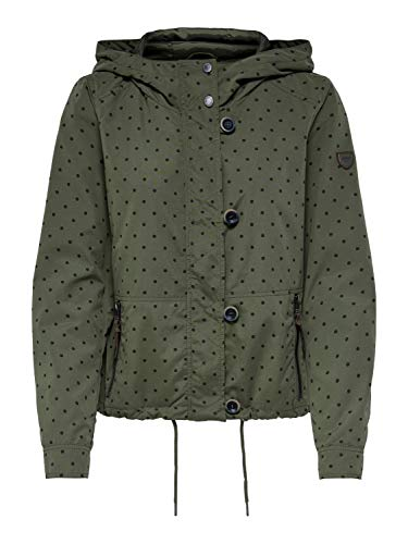 Only Onlpeyton Parka Jacket CC Otw Chaqueta, Kalamata, L para Mujer