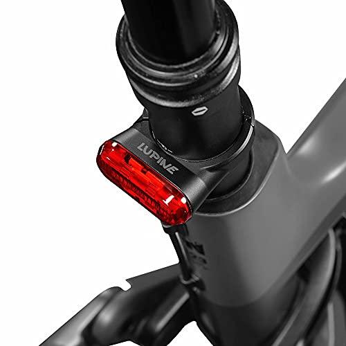 Lupine C14 SP Rücklicht 45 Lumen für E-Bikes (Sattelstützen-Version)