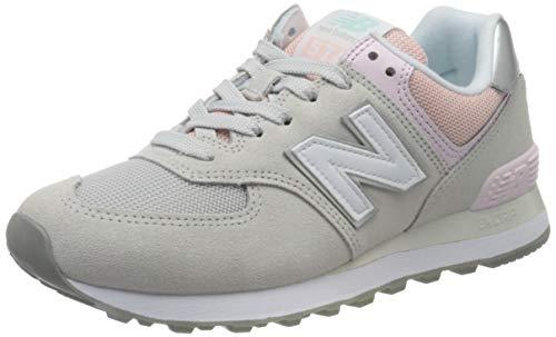 New Balance Damen 574v2 Sneaker, Blau (Navy Sot), 40.5 EU