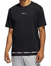 adidas LINEAR REPEAT Heren grafisch T-shirt (korte mouw)