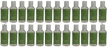 Bath & Body Works Volumizing Coconut Lime Verbena Shampoo Lot of 24 each 0.75oz Bottles Total of 18oz.