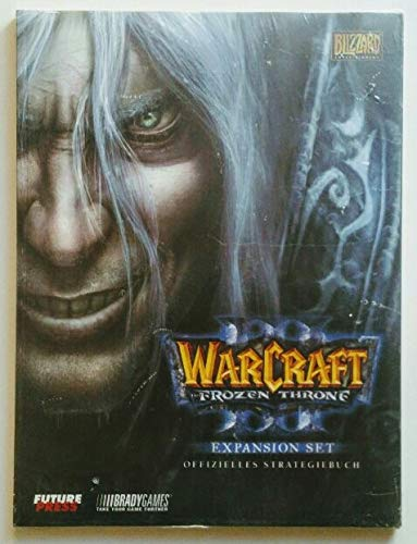 WarCraft 3: Frozen Throne Lösungsbuch.