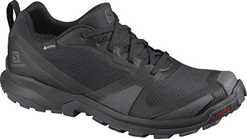 Salomon XA COLLIDER GTX W, Zapatillas de Trail Running Mujer, Negro (Black/Ebony/Black), 39 1/3 EU