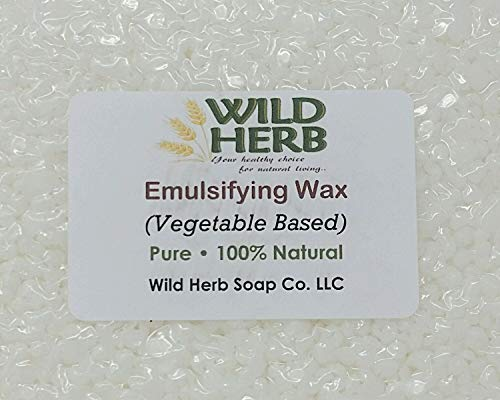 Vegetable Emulsifying Wax sourced from a USDA and ISO 9001 Certified Organic Supplier
