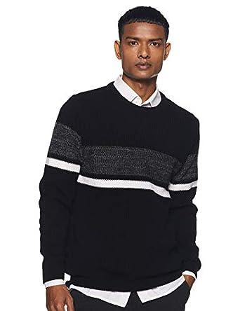 Amazon Brand - Symbol Men's Acrylic Sweater
