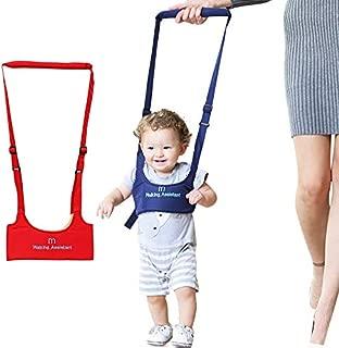 meibeile Baby Walker Protection Helper Soft Elastic Baby Belt Harness for Toddler Activity with Adjustable Strap for Balance : Blue Belt