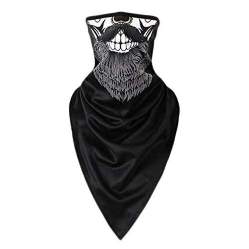 Crème solaire bandanas foulard masque extérieur serre-tête serre-tête serre-tête bandeau-A05