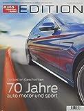 auto motor und sport Edition - 70 Jahre auto motor und sport