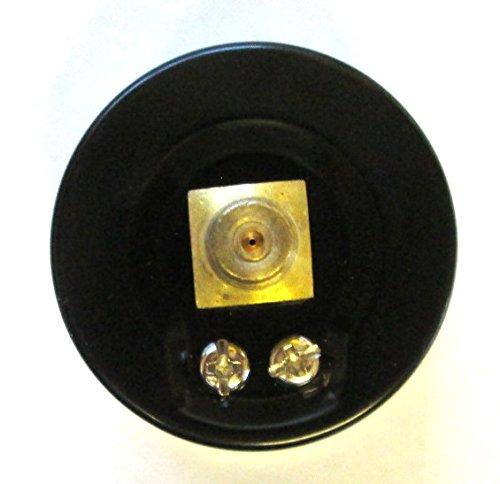 ZA CI-20 - Zinga Color Indicator Gauge Sho Mount Rear MPT 8'' Our shop most popular 1 Trust