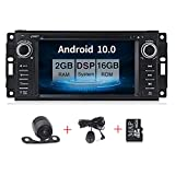 Android 10.0 Car Stereo CD DVD Player in Dash Car Radio...