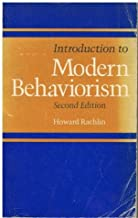 Best introduction to modern behaviorism Reviews