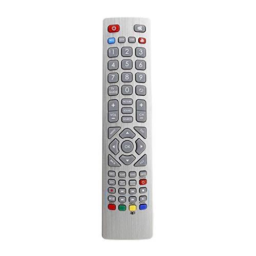 121AV SHW/RMC/0001 SHW/RMC/0003 Fernbedienung Ersetzt für Sharp Aquos 3D HD Smart LCD LED TV with Net YouTube Button