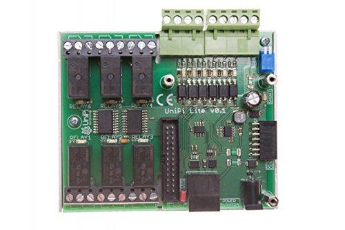 UniPi Lite Board - Erweiterungsboard für Raspberry Pi (alle Modelle)