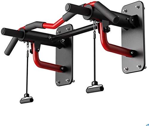 FQCD Équipement d'exercice - Pull-Up Bars Porte Gym Push Up Bar Construction Pull Up Bar - Home Gym Accessoires et intérieur Force Équipement de Remise en Forme Haut du Corps, Dos, Bras Exercice