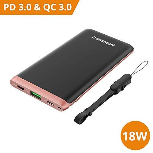 Tronsmart 10000 mAh - PD + QC 3.0