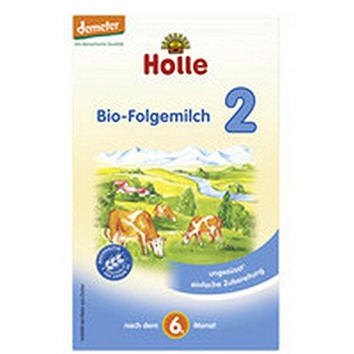 Holle - Bio-Folgemilch 2 - 600 g