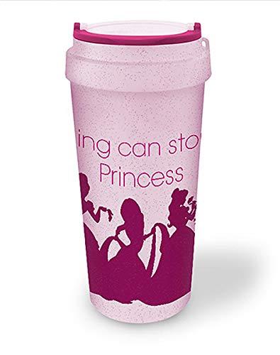 Disney Vaso/Copa de Viaje Princess - Nothing Can Stop This Princess [Eco Travel Mug]