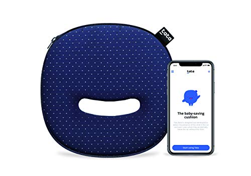 Filo presenta Tata Pad: Dispositivo Anti Abbandono. Compatibile con tutti Seggiolini Auto. Conforme Legge 2019.
