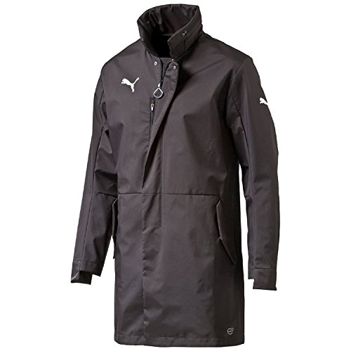 PUMA Herren Jacke Coach Jacket, Black, XL
