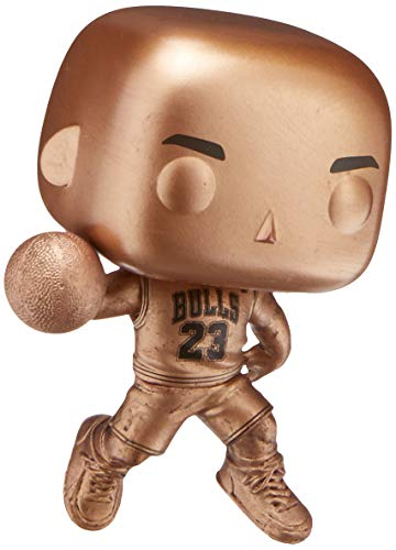 Funko Figura Pop Michael Jordan Bronzed Exclusivo - NBA