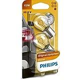 Philips Vision 12498B2 Ampoule pour clignotant P21W Blister 2 pièces