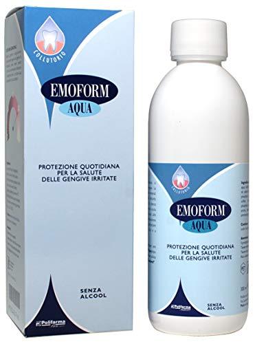 Emoform Aqua - Collutorio per la salute delle gengive irritate