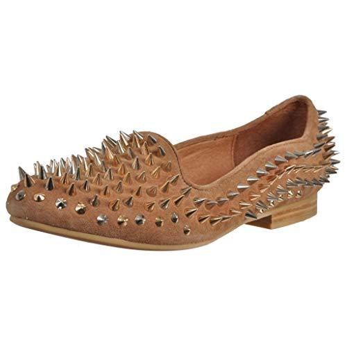 Jeffrey Campbell Zapatos Bailarina Mujer Martini Spike para Mujer