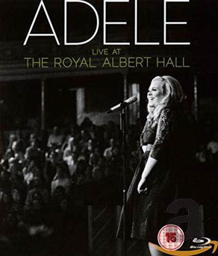 Adele-Live at The Royal Albert Hall [Blu-Ray]