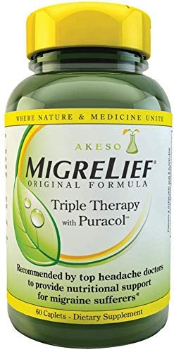 ADULTS and TEENS WITH MIGRAINE - MigreLief provides effective nutritional support for migraine sufferers and is the only dual patented dietary supplement recommended by neurologists and headache specialists for over two decades. TRUSTED FORMULA MAKES...