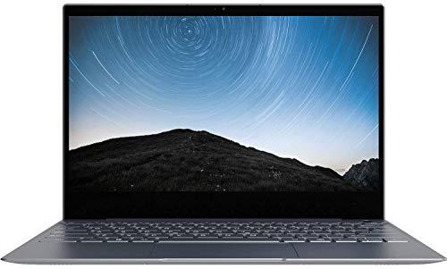 "XIDU 12.5"" Tour Pro Touchcreen Ultrabook Backlit Keyboard Laptop| 180-degree Swivel | 8GB DDR3+128GB SSD| 2K IPS | Fingerprint | Win10 Home for On-The-Go(Space Gray)"