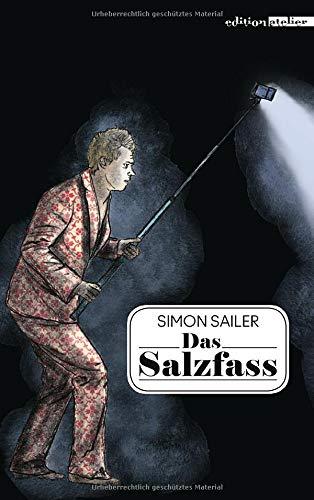 Buchseite und Rezensionen zu 'Das Salzfass' von Simon Sailer