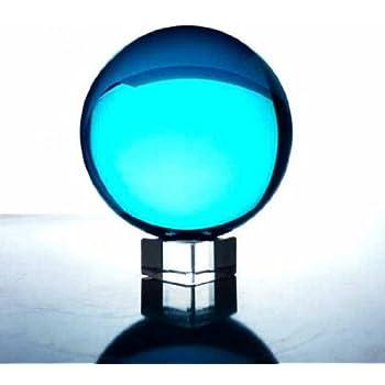 カラーボール (Cyan Blue) (76mm)