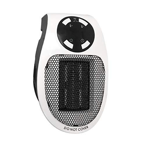 Mini Control remoto portátil Calentador de Ventilador Eléc